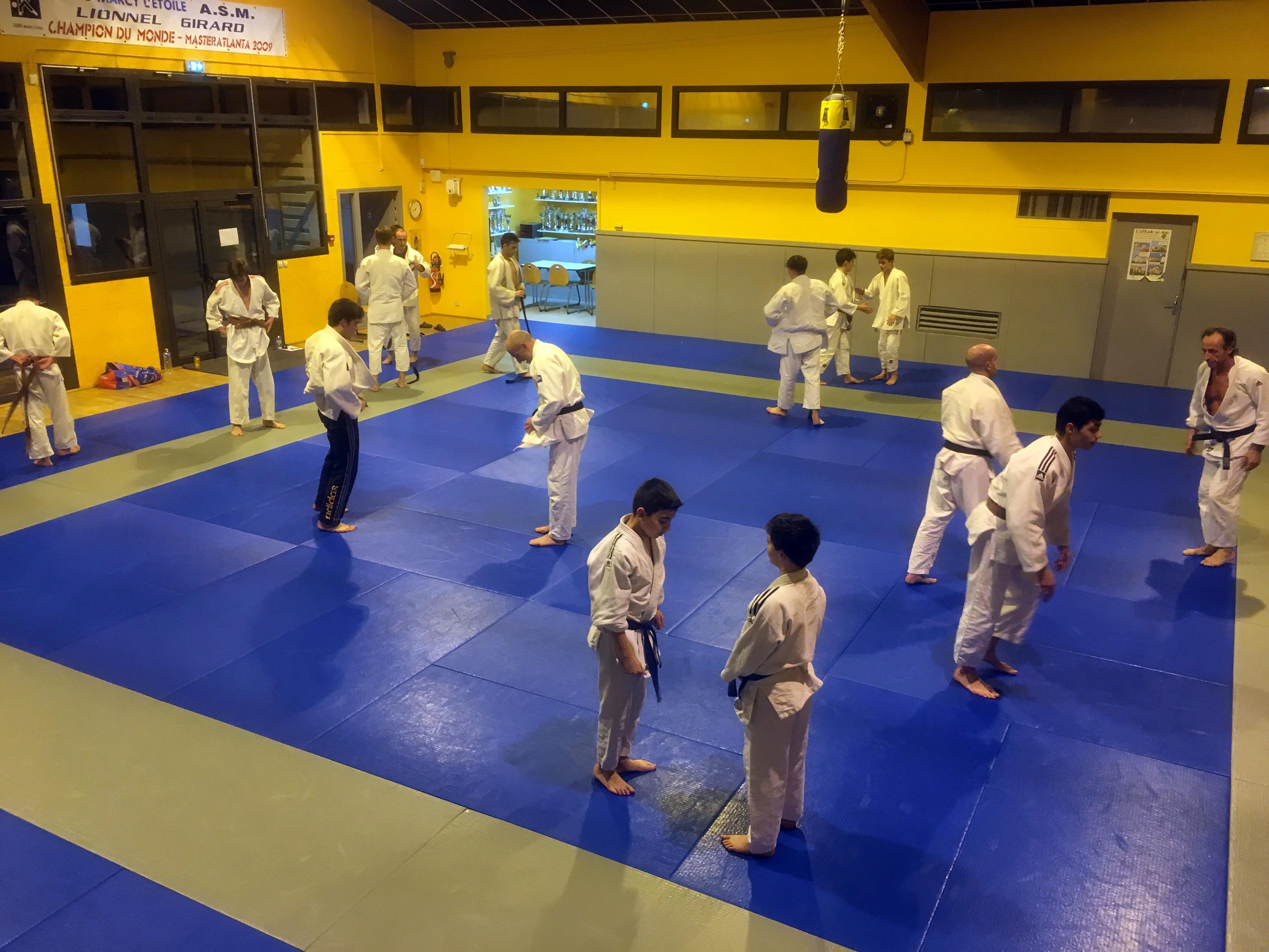 club judo marcy l'etoile